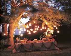 Midsummer night's celebration