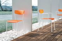 Smile - it's nearly summer! #contractfurniture #outdoorfurniture #chairs