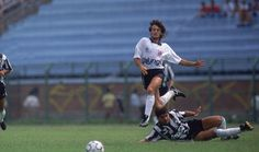 Tupãzinho (Pedro Francisco Garcia) - (Forward). Sport Club Corinthians Paulista 1990/1996.