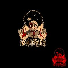 Logo for Zombie Gang by Money®