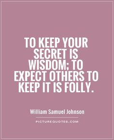 7 Best Keeping Secrets Quotes Images Thoughts Proverbs Quotes