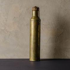 アンティーク_真鍮ボトル