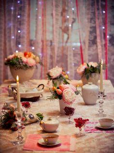 Ideas for tea party
