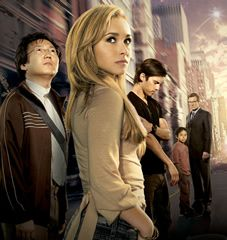 Heroes...great series..I think I need to watch it again.
