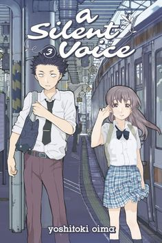 BackAbout A Silent Voice Manga Volume 3 A Silent Voice volume 3 features story…