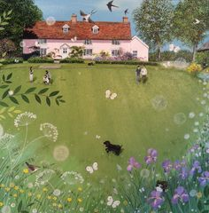 Private Art Commissions | Suffolk Artist Lucy Grossmith