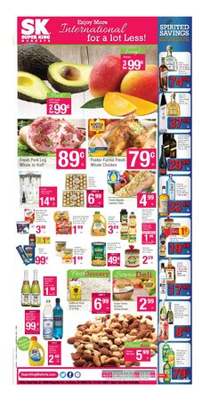 Super King Weekly Ad Dec 16 - 25, 2015 - http://www.kaitalog.com/super-king-market-weekly-ad-flyer.html