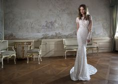A first glimpse at the #Berta Bridal 2015 fall wedding gown collection! Truly stunning. via @strictlyweddings