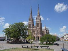Basílica de Luján, Buenos Aires, Argentina