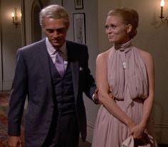 Steve McQueen & Faye Dunaway in The Thomas Crown Affair, 1968