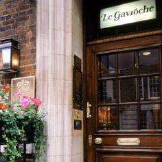 Le Gavroche, London