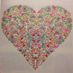 #creatief #mijngeheimetuin #kleuren #tekenen #johannabasford