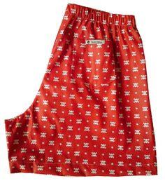 Disponível 01 unidades tamanho GG veste 42 a 44  Valor unitário não inclui os acessórios saquinhos e tapa olhos, são vendidos separadamente.  Ou ofertados em promoções.  Cuecas Samba Canção UNISEX estampas divertidas da hhbrasil Tecido tricoline 100% algodão Produto artesanal feito em edições limitadas.  saiba mais sobre os tamanhos: pequeno veste - 38 médio veste - 40 grande veste 42  e o GG veste de 44    Medida da P largura da perna = 63cm cintura totalmente esticada = 90…
