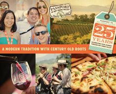 Passport to Dry Creek Valley® - Sonoma County Events