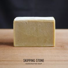 Treehouse : Body  Face Soap cold process by SkippingStoneSoap