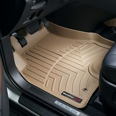 WeatherTech Floor Mats These days, it's hard to find anything that's not made in China. What's interesting about MacNeil Automotive—maker of WeatherTech all-weather floor mats—is not the fact that it supplies floor mats to all three German automakers, but that its products are entirely made in America. MacNeil designs and manufactures its products in the good old U.S.A