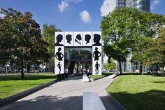 karl lagerfeld + HPP architects: schwarzkopf lightbox