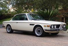 1970 BMW 2800CS 5-Speed Coupe