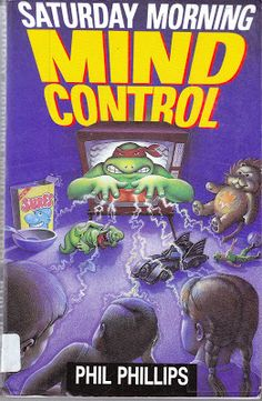 Parents! TV = Mind Control | Awful Library Books