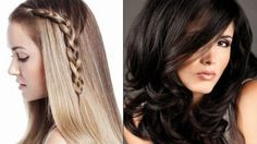 Hairstyles Tutorials Compilation - Easy New HairStyles