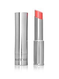 Mary Kay® True Dimensions™ Lipstick. My lips are still moist after six hours.