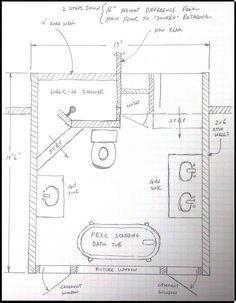 build your own planners and bathroom layout on pinterest design your own bathroom online for free 2362