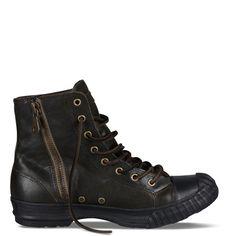 Converse - Chuck Taylor Bosey Boot - Hi - Dark Olive/Black