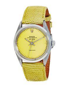 Rolex Unisex 1983 'Air-King' Watch