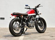 Yamaha Scorpio 225 by Studio Motor
