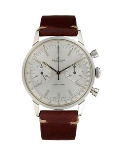 Vintage Breitling //something i didn't even know i wanted, i want