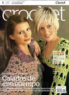 Clarín Crochet 2010 Nº 07 - Melina Crochet - Álbumes web de Picasa