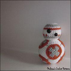 Bb8 SWTFA Amigurumi free pattern!