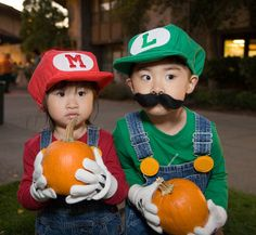Happy Monday! Time for some baby cosplay cuteness! #cosplay #cute #mario #コスプレ #可愛い #マリオ
