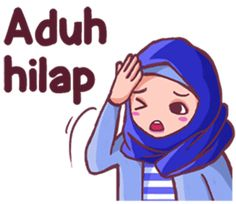 Use this sundanese set sticker with Euis a hijab girl for your daily conversation. Enjoy and share these cute stickers with your friends. Hijab Drawing, Hijab Cartoon, Cartoon Jokes, Line Store, Line Sticker, People Quotes, Cute Stickers, Art Girl, Funny Memes