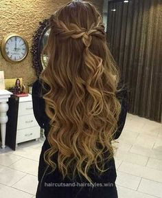 Unbelievable Braided Prom Hair  The post  Braided Prom Hair…  appeared first on  Haircuts and Hairstyles .