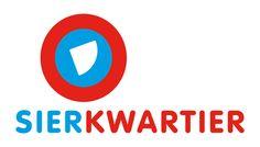 Logo voor het Sierkwartier. Winkelgebied in Amsterdam Slotervaart.