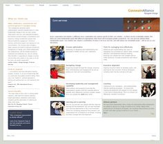 Coxswain Alliance helps their clients navigate the process of change required to identify and convert opportunities within their operations to actual business benefits and desired results – and maintain the changes. They work directly with their clients. This website is built using Wordpress CMS & Mobile Responsive.