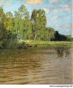 Dubovskoy Nikolay - 'Lake'