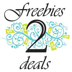 Freebies 2 deals is one of my favorite blogs to follow.  I have been able to get some great deals that I otherwise would never have known about.