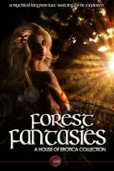 Escape into your wildest fantasies with House of Erotica's latest collection featuring naughty nymphs, flirtatious fairies and a whole host of other-worldly beings.