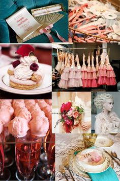 Modern Marie Antoinette: a little less rococo and a little more fun