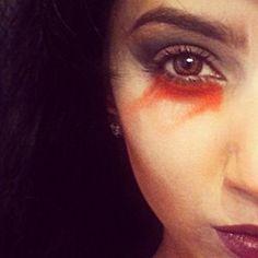 Ravina Rapture Model. Makeup by Roseanna Velin