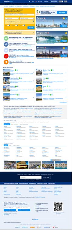 Booking.com — UX Analysis and Responsive Redesign – uxdesign.cc