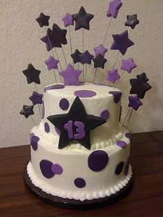 Cakes For Girls 13th Birthday – Best