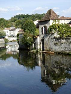 Go British in the Perigord Vert in the Dordogne