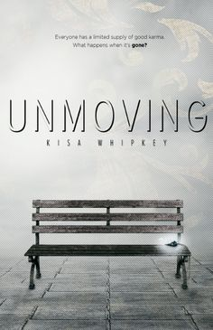 UNMOVING by Kisa Whipkey, part of the REUTS Publications Book Cover Design Tutorial.