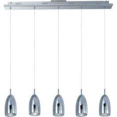 ET2 Lighting E22245-PC Bullet - LED Pendant