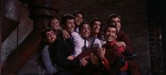 West Side Story My Fair Lady, West Side Story 1961, George Chakiris, Feeling Happy, Musical Theatre, Funny, Cinema, Actors, Sharks