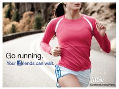 Running time, go running