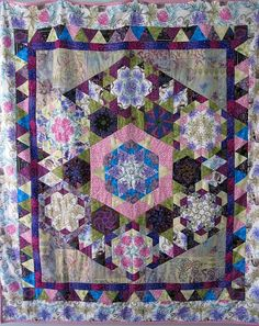 Double Dipity Serendipity Quilt